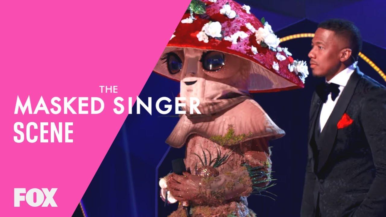 Is The Mushroom Usher? | Season 4 Ep. 5 | THE MASKED SINGER
