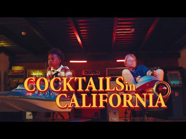 Cocktails in California  - Cosmic