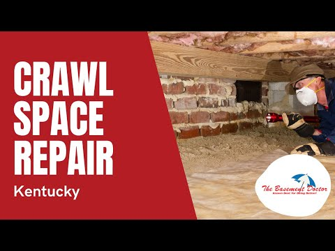Crawl Space Repair Ad | The Basement Doctor of Central Kentucky