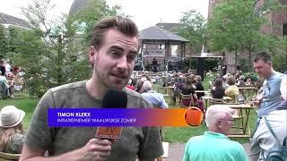 Muziekkiosk weer open in Waalwijk