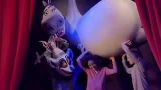 <h5>DreamWorks Tours: Shrek's Adventure <br> Marcus Thomas / Wordley Production</h5>