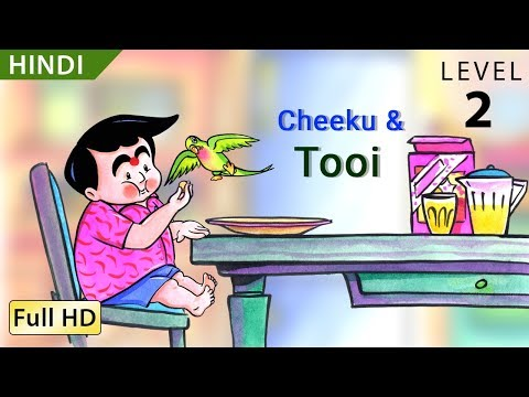 Cheeku & Tooi: Learn Hindi with subtitles - Story for Children