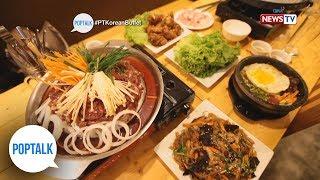 PopTalk: Korean buffet resto food trip!