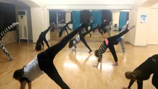 redeemed - charlotte martin * contemporary fusion class choreography /beg by giorgos