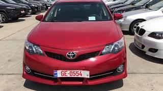 Обзор автомобиля Toyota Camry 2.5 2013 Hubrid