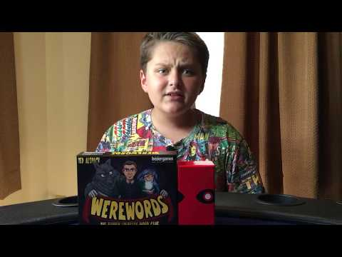 Werewords vs. Insider Board Game Fight Club episode 7