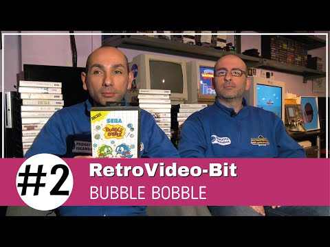 RetroVideo-Bit 2 - Bubble Bobble