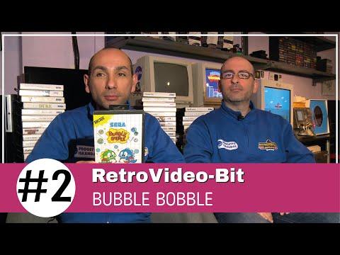 RetroVideo-Bit #2 - Bubble Bobble