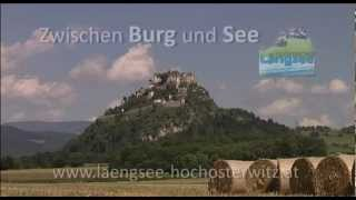 preview picture of video 'Imagevideo Längsee Hochosterwitz'