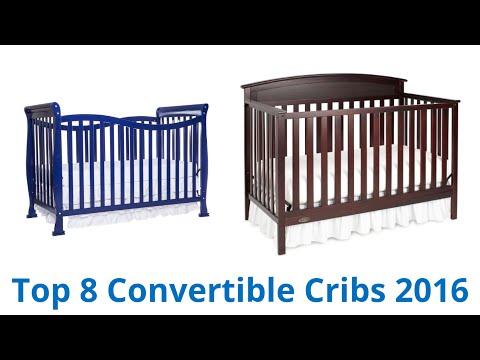 8 Best Convertible Cribs 2016