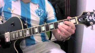 Rebelution Attention Span - Guitar Cover Mucura