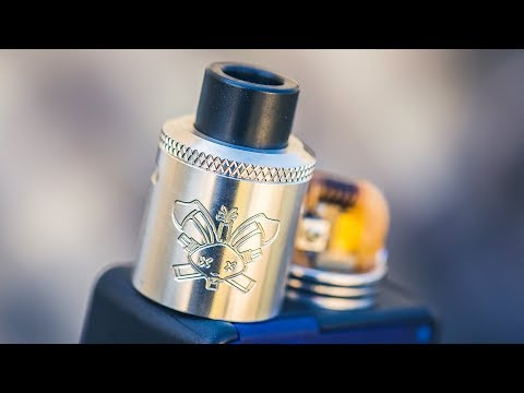 YouTube Video zu Hellvape Dead Rabbit SQ Tröpfelverdampfer 22 mm