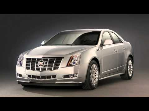 Real World Test Drive 2012 Cadillac CTS sedan
