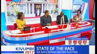 Kivumbi2017: Civic education for voters; State of the race [Pt 2]