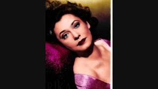 Zarah Leander - Nur nicht aus liebe weinen (Live)