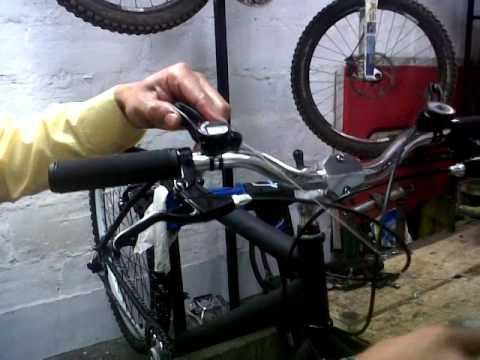 Como instalar un tensor, una cadena y un cable de cambio en 8 minutos