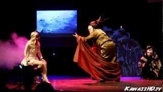 Tsuki No Senshi   Das Letzte Einhorn (The Last Unicorn) @ Animuc 2012