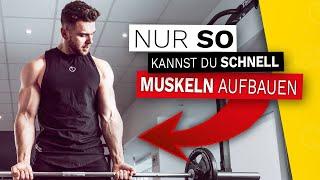 Die 3 häufigsten FEHLER beim PROTEIN-Pulver & Wie du es am besten für Muskelaufbau einsetzt!