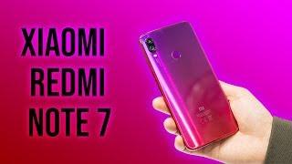 Xiaomi Redmi Note 7 Hands On