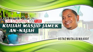 preview picture of video '[LIVE] [030215] USTAZ MUTALIB MAAROF'