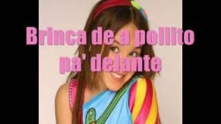 Chiquita pero picosa - Danna Paola Letra
