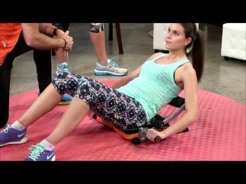El programa para como arreglar el vientre y los lados al hombre en las condiciones de casa