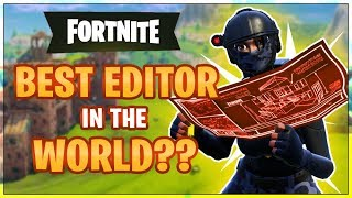 Best Fortnite Editor in the World?! (Fortnite Battle Royale)