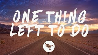 Deepend   One Thing Left To Do (Lyrics) Feat. Hanne Mjøen