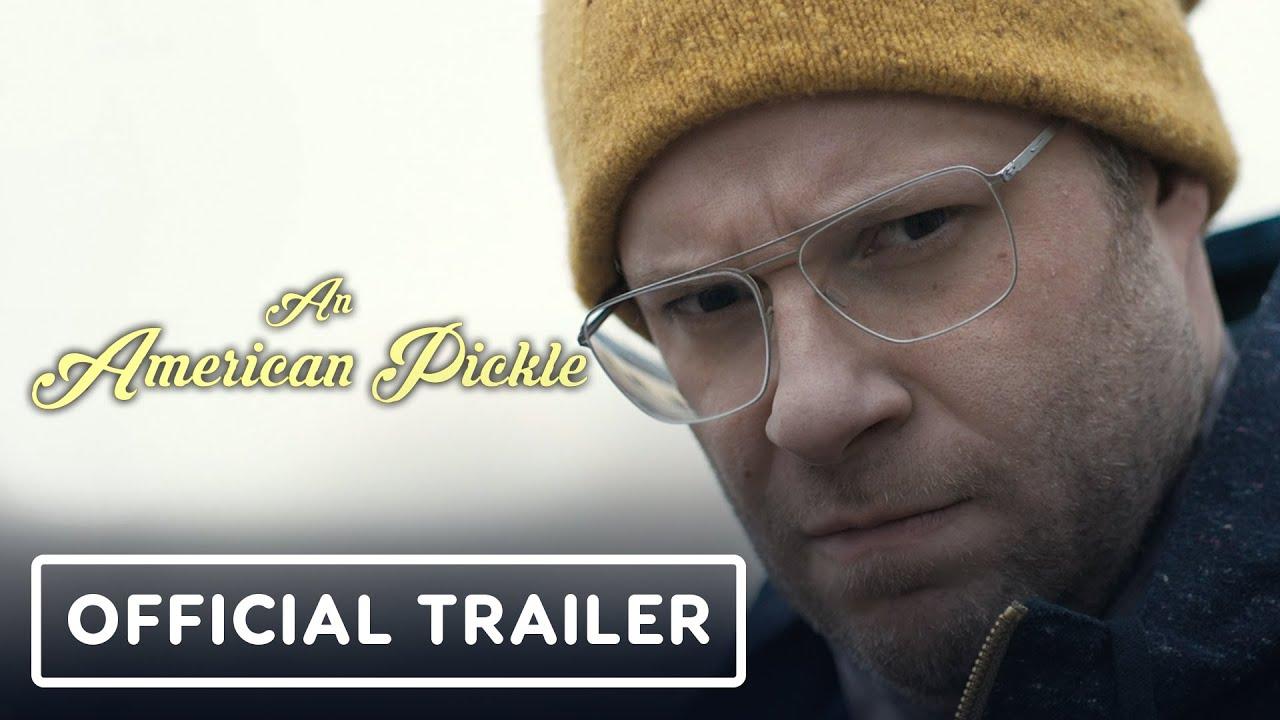 Трейлере комедии «Американский огурчик»