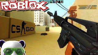 ЗАШЕЛ в КС ГО РОБЛОКС - Roblox Counter Blox Roblox Offensive (cs go)
