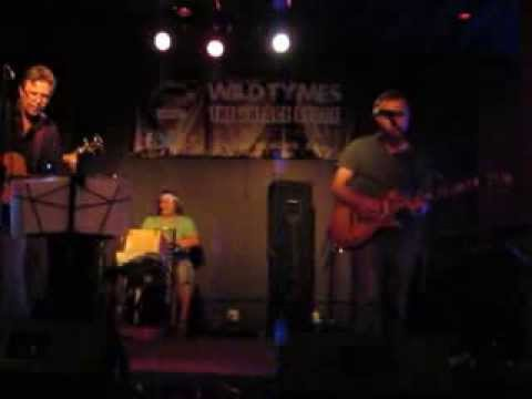 Half The Nation - Alone and Forsaken Hank Williams cover) Live @ Wild Tymes 8 17 13