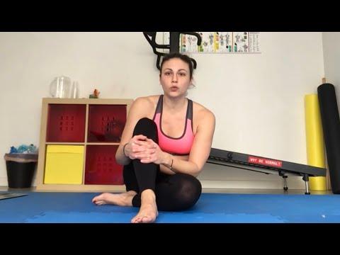 Esercizi a grudopoyasnichny scoliosis 2 gradi di video