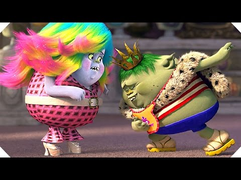 New Movie Clip for Trolls