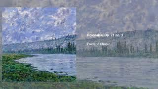 Polonaises, Op. 71