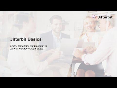 Jitterbit Basics - Epicor to FTP