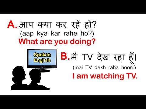 Download English Speaking 2 - English Conversation - Daily Use English Sentences - Spoken English Mp4 HD Video and MP3