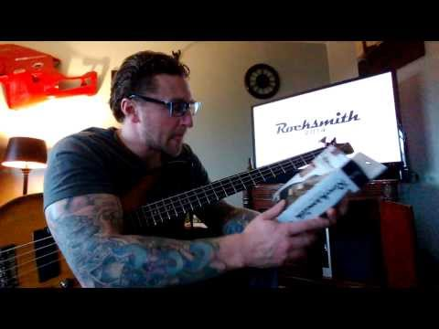 Rocksmith 2014 bass impressions and review