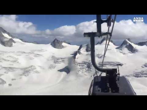 Funivia Monte Bianco, ecco come si sono aggrovigliati i cavi