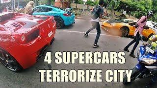 4 Supercars