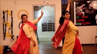 Daru Badnaam |Amazing  Bhangra By Girls | Kamal Kahlon & Param Singh | Sona Dance Fitness