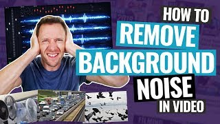 How To Remove Background Noise In Video (Updated!)