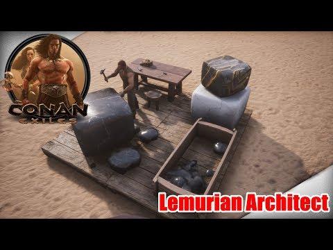 Conan Exiles Seed Table Mod Spotlight - смотреть онлайн на Hah Life