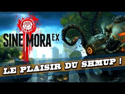 SINE MORA EX : le plaisir du SHMUP