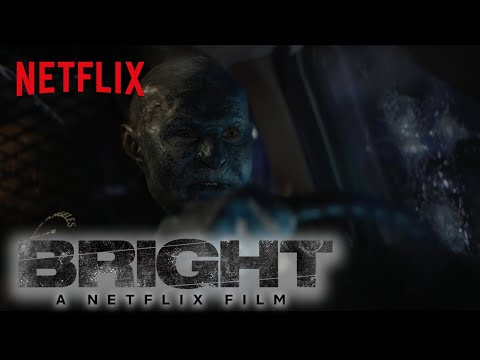 Bright (Clip 'They Don't Teach That at the Academy')
