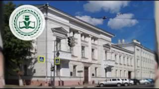 Ролик ГАПМ им. Н.П.Пастухова