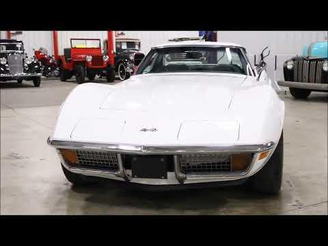 1972 Chevrolet Corvette - Corvette (1)