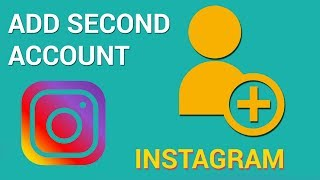 How to add second account to Instagram (iOS)