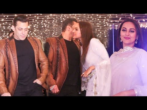 Salman Khan Attend Sonakshi Sinha Manager Wedding