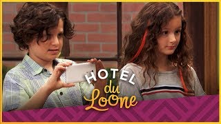 "HOTEL DU LOONE | Hayley LeBlanc in ""The Phantom of the Hotel"" 