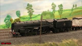 Wigan Model Railway Show 7102018